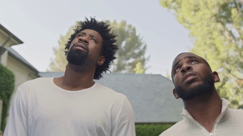 State Farm TV Spot, 'Trees' Featuring DeAndre Jordan, Chris Paul