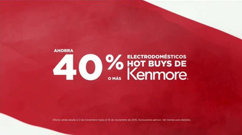 Sears Evento de Electrodomésticos de Veterans Day TV Spot, 'Más' [Spanish] - Thumbnail 3