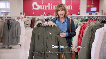 Burlington TV Spot, ''Tis the Season to Save'