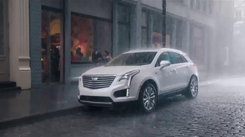 Cadillac Season's Best TV Spot, '2017 XT5: Change of Plans'