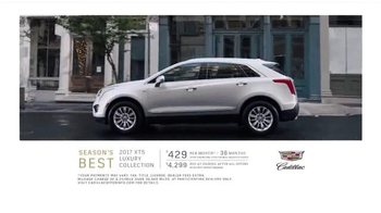 Cadillac Season's Best TV Spot, '2017 XT5: Change of Plans' - Thumbnail 9