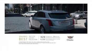 Cadillac Season's Best TV Spot, '2017 XT5: Change of Plans' - Thumbnail 7