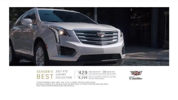 Cadillac Season's Best TV Spot, '2017 XT5: Change of Plans' - Thumbnail 8