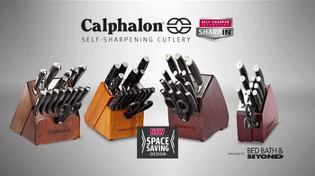 Calphalon Self-Sharpening Cutlery TV Spot, 'Factory' - Thumbnail 9