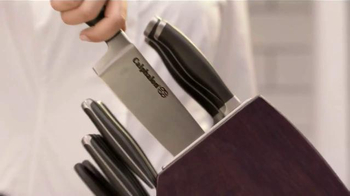 Calphalon Self-Sharpening Cutlery TV Spot, 'Factory' - Thumbnail 2