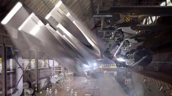 Calphalon Self-Sharpening Cutlery TV Spot, 'Factory'