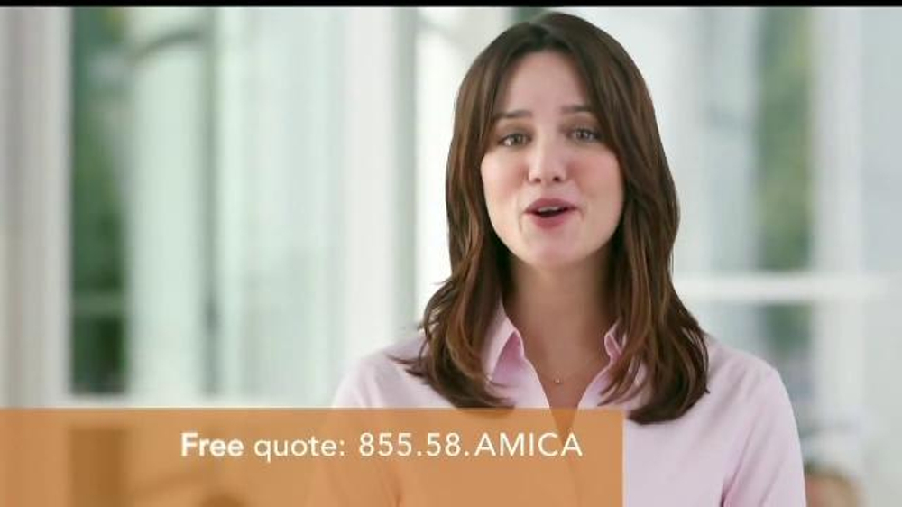Amica Mutual Insurance Company TV Commercial, 'Ask Around
