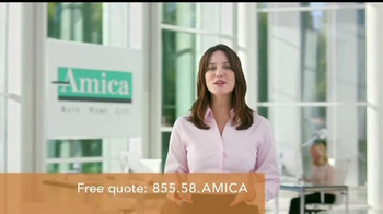 amica mutual insurance company tv commercial 39 ask around 39. Black Bedroom Furniture Sets. Home Design Ideas
