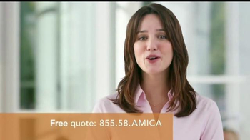 Amica Insurance Company >> Amica Mutual Insurance Company Tv Commercial Ask Around