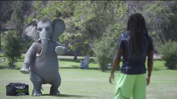 Wonderful Pistachios TV Spot, \'Richard Sherman vs. Ernie\'