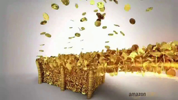 Amazon Coins TV Spot, 'Spend Less, Play More'