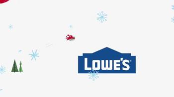 Lowe's Winter Savings TV Spot, 'Tool Set & Drill'