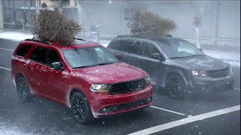 Dodge Big Finish Event TV Spot, '2016 Journey' - 182 commercial airings