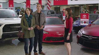 Toyota Toyotathon TV Spot, 'Window Shopping'