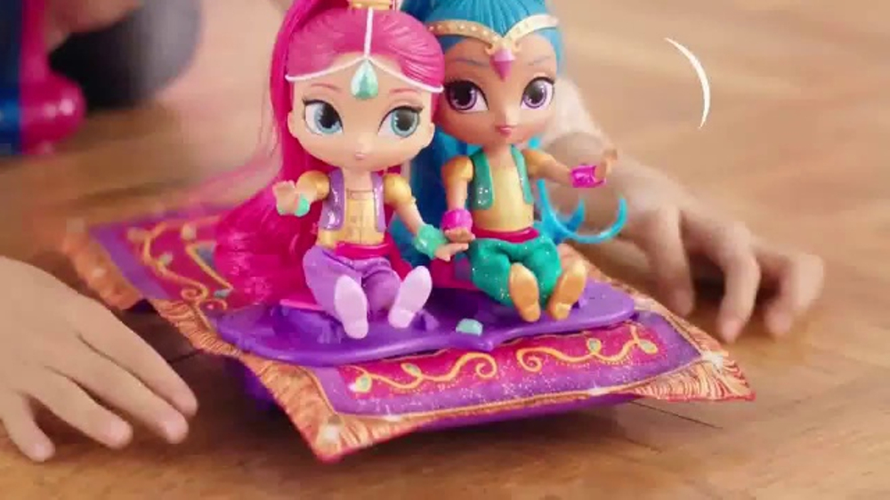 Shimmer And Shine Tv Commercial Magic Carpet Ispot Tv