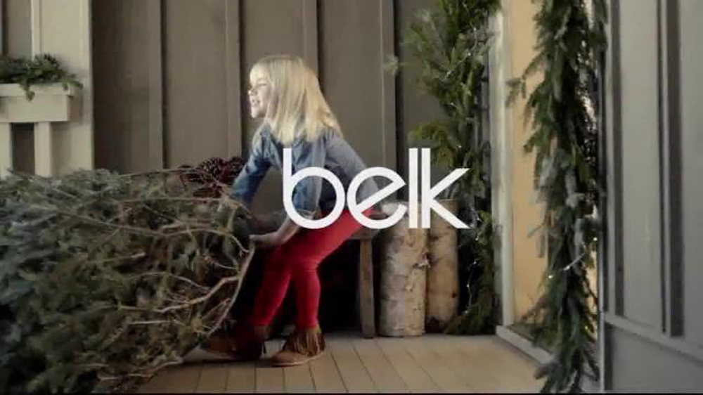 Belk Friends & Family Sale TV Commercial, '2016 Holidays: The Best ...