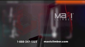 MaxiClimber TV Spot, \'Faja reductora\' [Spanish]