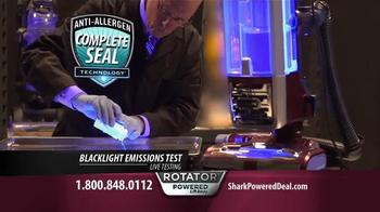 Shark Special Holiday Offer Sale TV Spot, 'Rotator Powered Lift-Away'