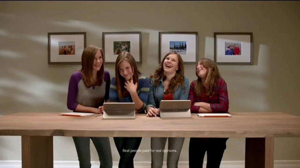 Microsoft Windows 10 TV Commercial, 'The Hulford Quadruplets ...