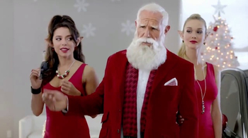 FIAT 2016 Big Finish Event TV Spot, 'Santa's New Car' Song by Flo Rida