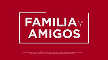 Kohl's Evento de Amigos y Familiares TV Spot, 'Ropa de invierno' [Spanish]