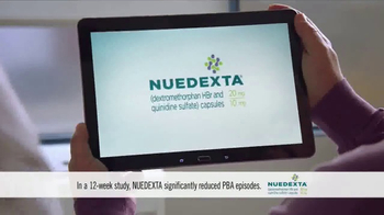 Nuedexta TV Spot, 'Uncontrollable Crying and Laughing' - Thumbnail 5