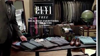 JoS. A. Bank Great Gift Sale TV Spot, 'Executive Suits & Dress Shirts'