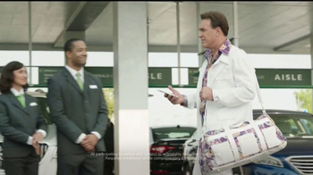 National Car Rental TV Spot, 'Suits Me' Featuring Patrick Warburton