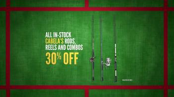 Cabela's Christmas Sale TV Spot, 'Save on Outdoor Gear!'