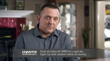Chantix TV Spot, 'Thomas: Such a Relief'
