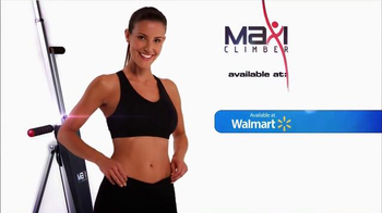 MaxiClimber TV Spot, 'One Step Closer'