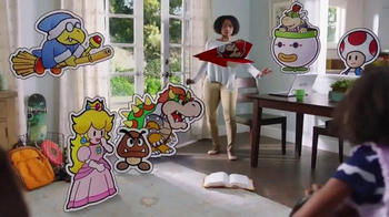 Mario & Luigi Paper Jam TV Spot, 'Nickelodeon Kids' Choice Awards'