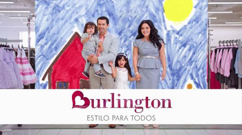 Burlington Coat Factory TV Spot, 'La Familia Bustos' [Spanish]