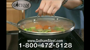 Gotham Steel Pan TV Spot, 'Non-Stick Cookware' Featuring Daniel Green - Thumbnail 7