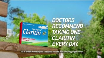 Claritin Tv Commercial Allergy Distractions Ispot Tv