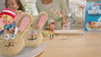 Rice Krispies TV Spot, 'Make Easter Hop'