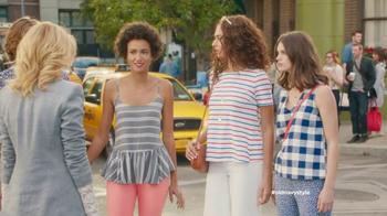 Old Navy TV Spot, 'Crosswalk' Featuring Elizabeth Banks, Song by Lil Dicky