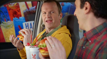 Sonic Drive-In Ultimate Chicken Club TV Spot, \'Has It All\'