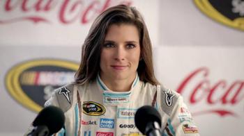Coca-Cola TV Spot, 'Interview' Featuring Danica Patrick