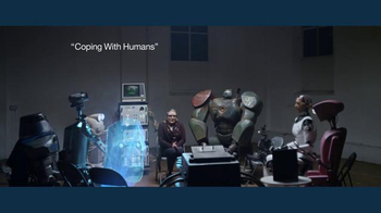Coping With Humans: A Support Group for Bots thumbnail