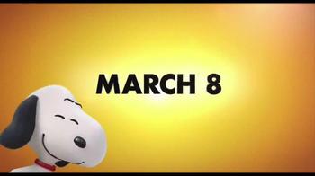 The Peanuts Movie Home Entertainment TV Spot - Thumbnail 1