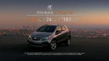 2016 Buick Encore TV Spot, 'Wrong Car' - Thumbnail 8