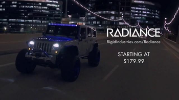 Rigid Industries Radiance LED Lighting TV Spot, U0027All New Technologyu0027