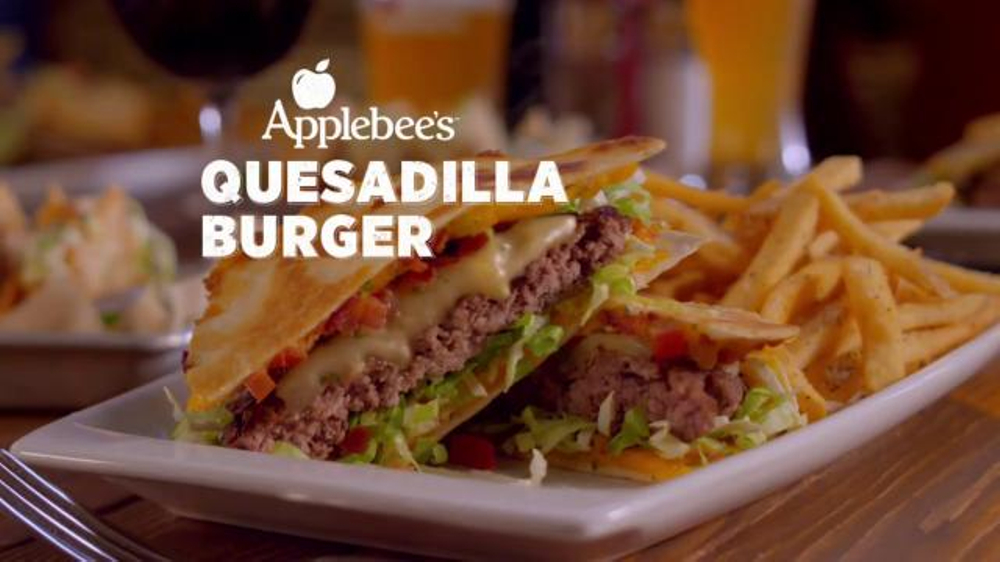 Image Gallery quesadilla burger