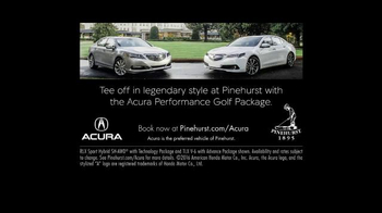 Acura Performance Golf Package TV Spot, 'Point of View: Golf' - Thumbnail 7