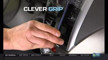 Clever Grip TV Spot, 'No More Fumbling'