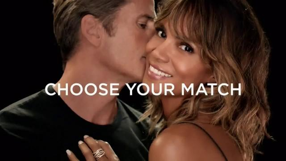 Revlon TV Commercial, 'Choose Your Match' Featuring Halle Berry ...