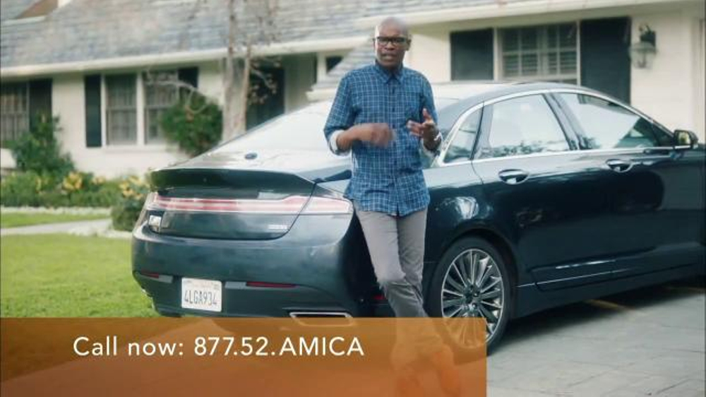 Amica Home Insurance amica mutual insurance company tv commercial, 'helpfulness' - ispot.tv