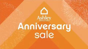 Ashley Furniture Homestore Anniversary Sale TV Spot, U0027Hundreds Of Itemsu0027    Thumbnail ...