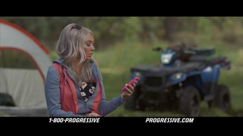 Progressive TV Spot, 'Flo's Family: Park Ranger Mark' - Thumbnail 9